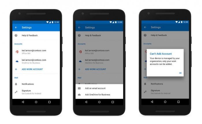 微軟:服務器上不再存儲Outlook Mobile的用戶登錄憑證