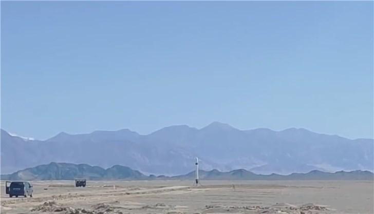 翎客航天第三次火箭回收試驗成功
