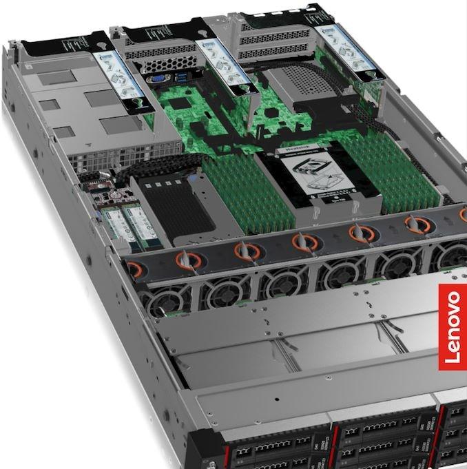 聯想發布新款服務器:搭載AMD霄龍二代處理器,支持 1TB內存