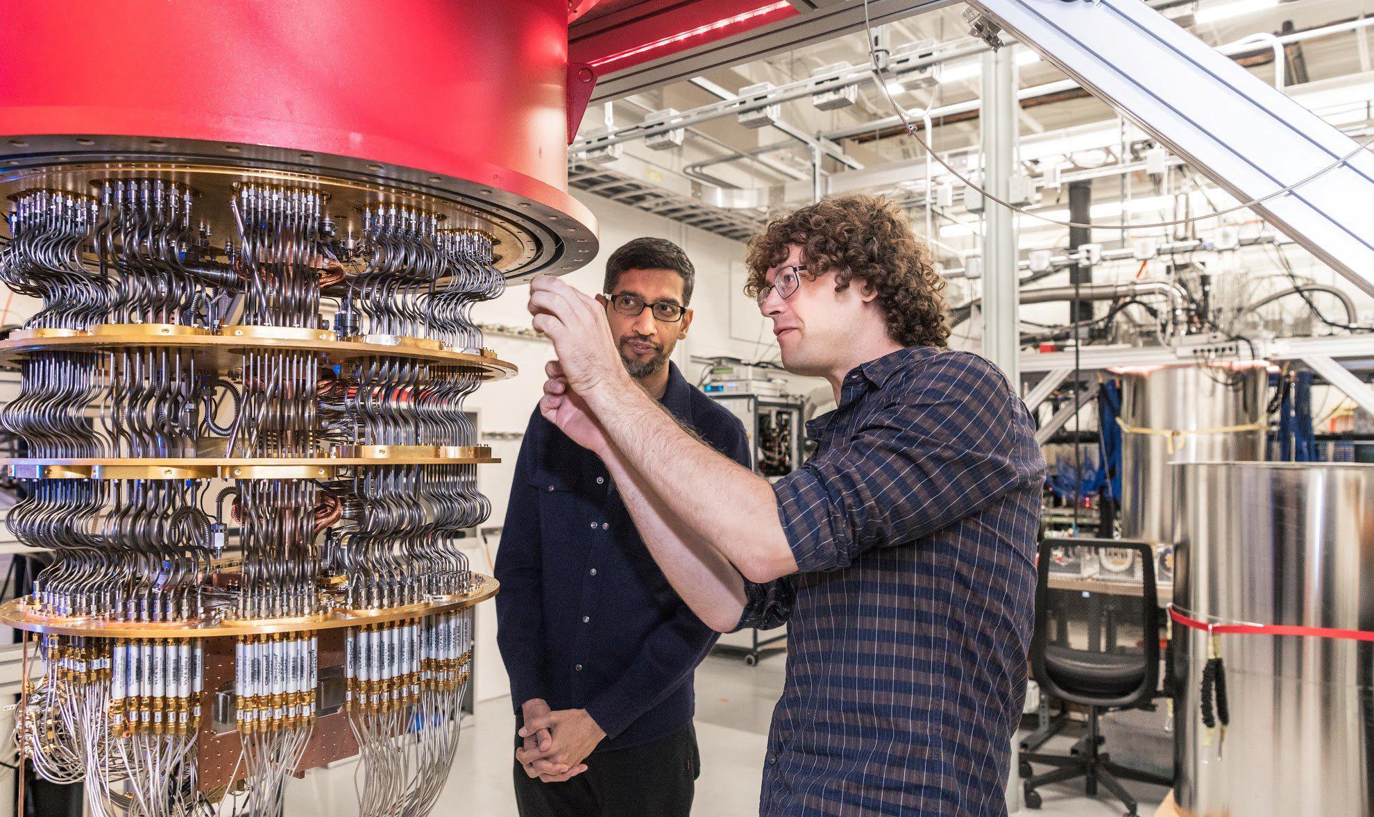 中國科學家肯定谷歌量子霸權:明年我們或也能實現