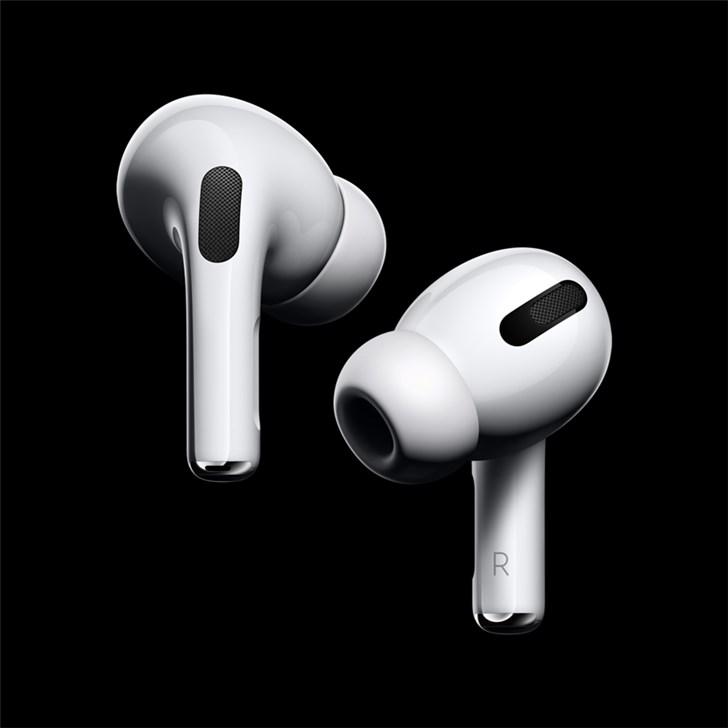 蘋果官方解讀AirPods Pro:全新設計具備主動降噪功能