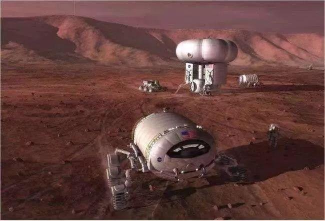 深空輻射、微重力、幽閉空間……火星之旅危險知多少