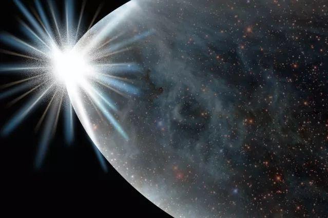 是什麼觸發了宇宙大爆炸?