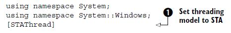 用Visual C++創建WPF項目的三種主要方法