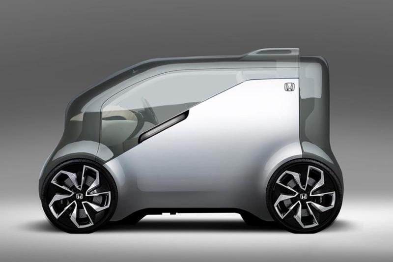 Honda與微軟技術合作,推出AI電動車