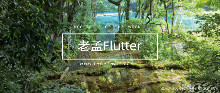 【Flutter實戰】六大布局組件及半圓菜單案例