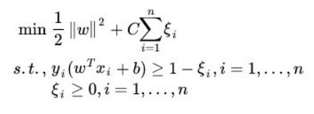 Python機器學習筆記:SVM(4)——sklearn實現,Python機器學習筆記:SVM(1)——SVM概述,Python機器學習筆記:SVM(2)——SVM核函數,Python機器學習筆記:SVM(3)——證明SVM,Python機器學習筆記:SVM(4)——sklearn實現