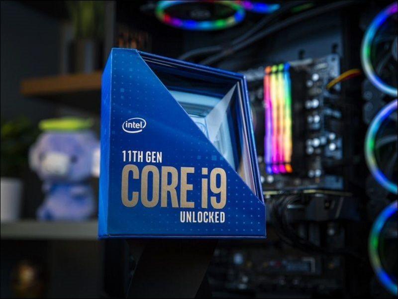 i9-11900K 單核測試分數拿下 Geekbench 桌機 CPU 第一位,碾壓對手 AMD 的 Zen 3