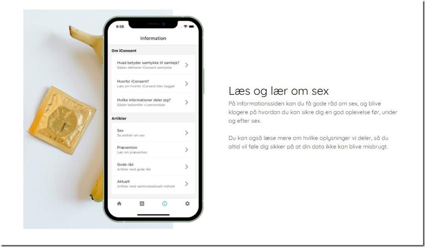 因應新法令!丹麥推出「性愛確認App」 行房前要先按一下
