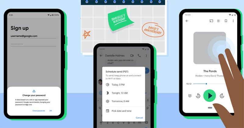 Google 密碼檢查工具將下放至舊系統,提供老手機更強化的安全性