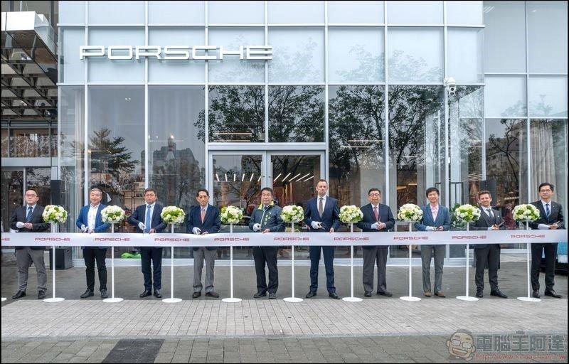 全球首間 Porsche Studio 保時捷都會概念店於南紡夢時代正式開幕_網頁設計公司