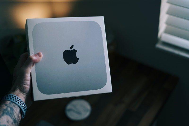 Apple 官方文件顯示 M1 版的 Mac mini 功耗,僅是 Intel 版的 1/3_台中搬家公司