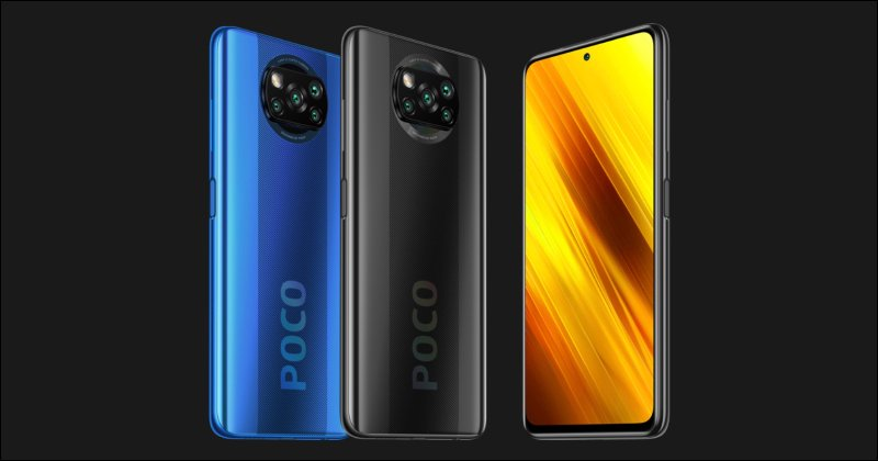 POCO X3 Pro 通過 FCC 認證,近期有望正式亮相_包裝設計