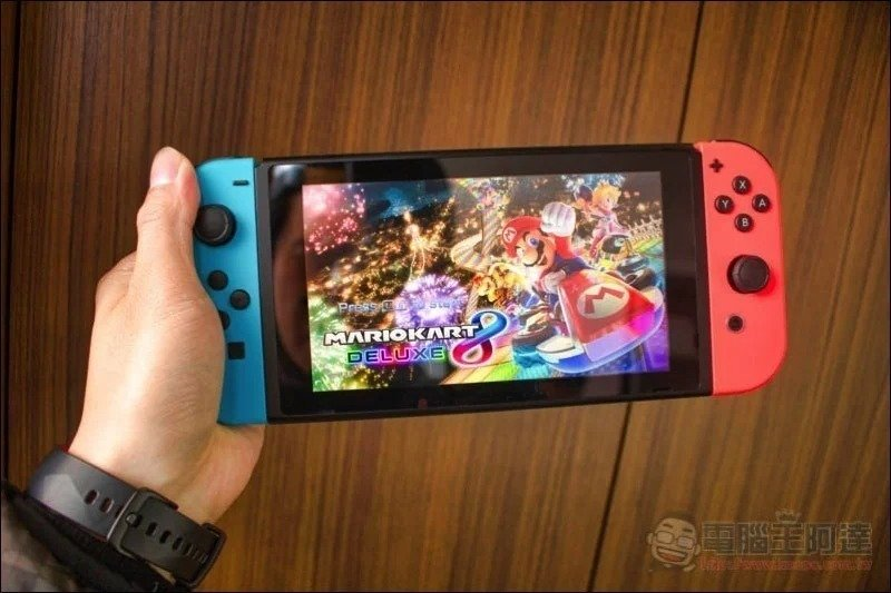 Nintendo Switch Pro 4K 版本傳聞再現!國外分析師表示今年有望見到_網頁設計公司