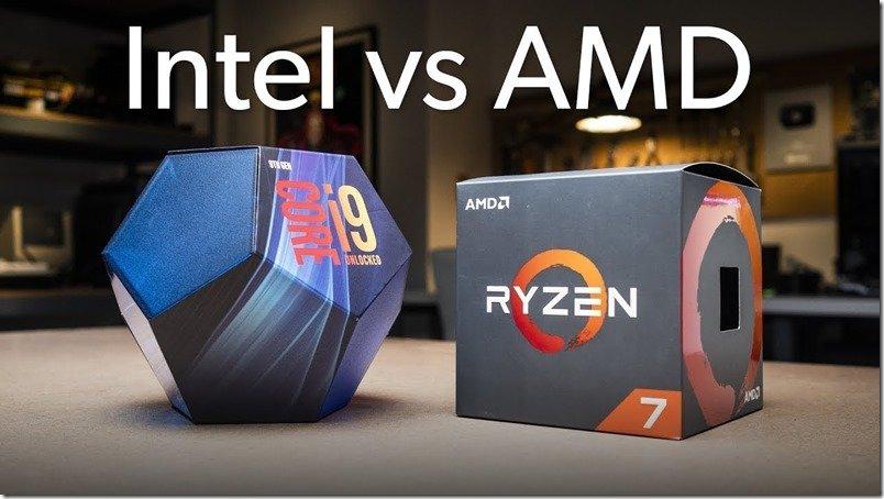 AMD桌上型電腦處理器全球市佔率50.8% 睽違15年終於反超Intel_網頁設計公司