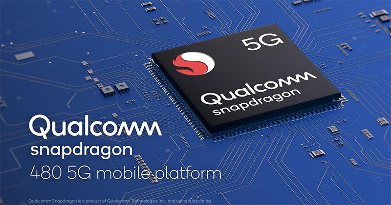 高通發表首款入門級 5G 處理器 Snapdragon 480,強力加速 5G 普及化_網頁設計公司
