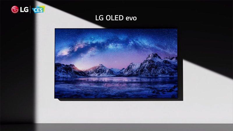 LG 2021 電視陣容加入亮度再創高峰的全新 OLED Evo 面板機型_如何寫文案