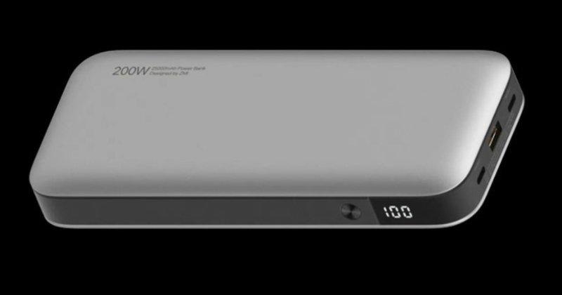 紫米 ZMI 20 號行動電源 200W 即將開賣:25000mAh 大容量、總輸出功率可達200W_貨運