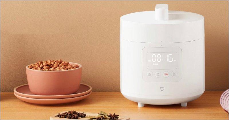 小米米家智能電壓力鍋 2.5L 眾籌推出:一機擁有燜燉煲煮多功能,支持智能食譜一鍵烹飪_網頁設計公司