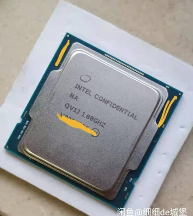 Intel 第 11 代桌上型處理器工程版 i9-11900 跑分搶先曝光_潭子電動車