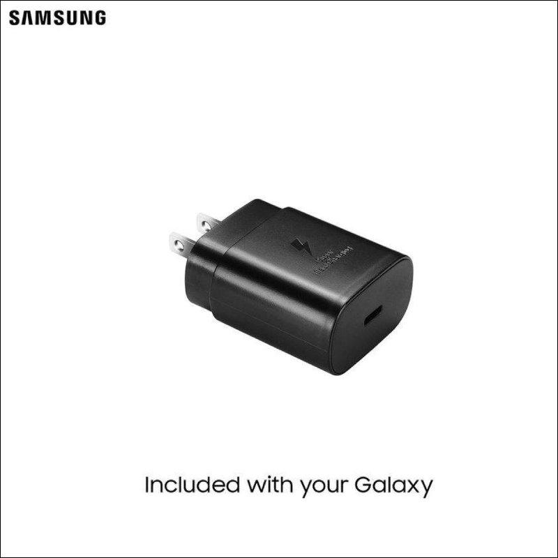 三星將當初嘲諷 Apple 手機不附贈充電器的社群貼文默默刪除,間接證實 Galaxy S21 也跟進不提供充電器_包裝設計
